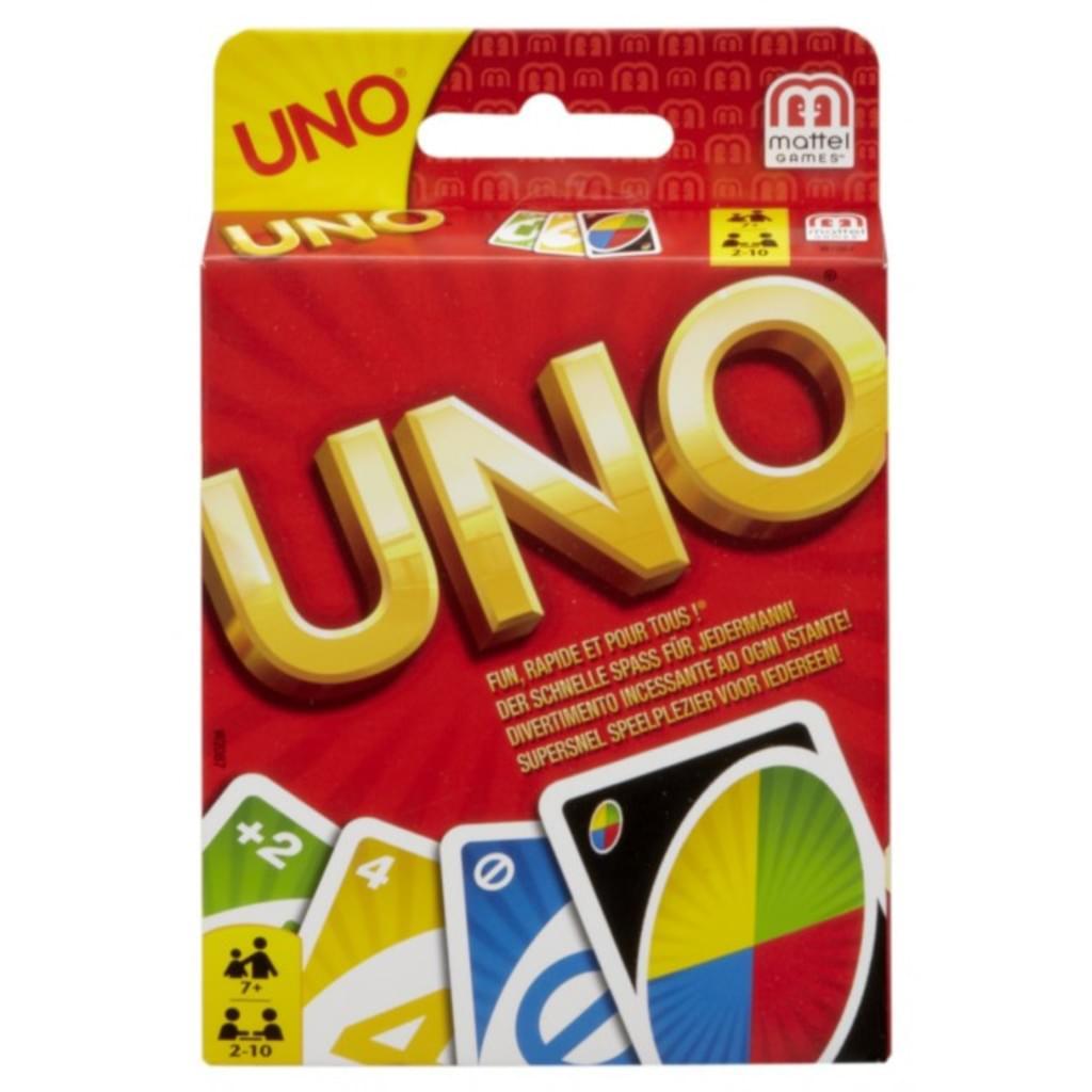 Uno Classic Cardgame Buy Online At Uno Cardgame Com